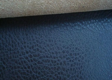 Bonded Leather example