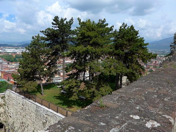 Замок Висконти - Брешия