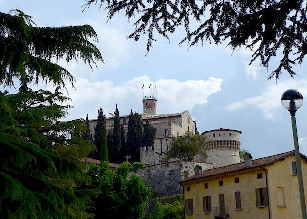 Замок - Брешия