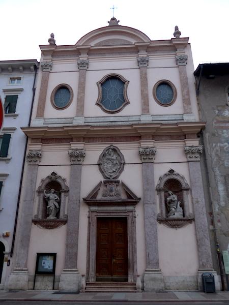 Trento - Chiesa dell'Annunziata
