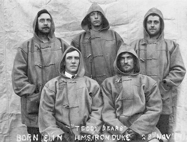 Дафлкоты 1919 года