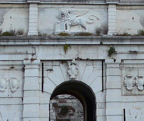 Лев - символ Венеции