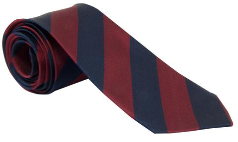 Репсовый галстук - лейб-гвардия