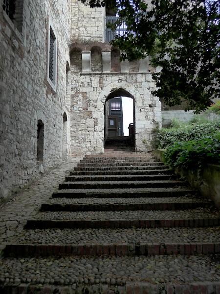 Мастио - замок Брешии