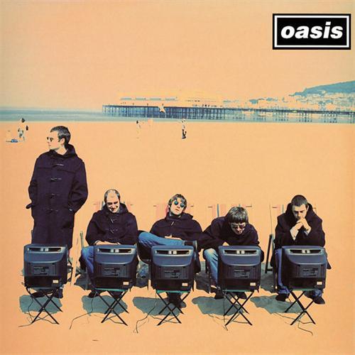 Дафлкоты на обложке сингла Oasis 1995 года