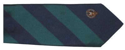 Репсовый галстук