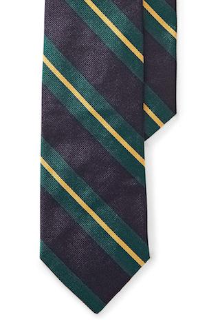 галстук Polo Ralph Lauren из репса