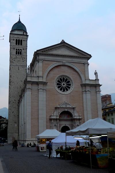 Тренто - Санта Мария Маджоре