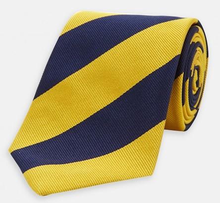 Turnbull & Asser - галстук из репса