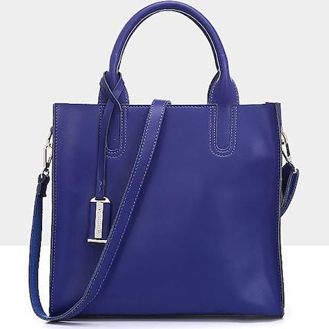 Top-grain кожа - сумка