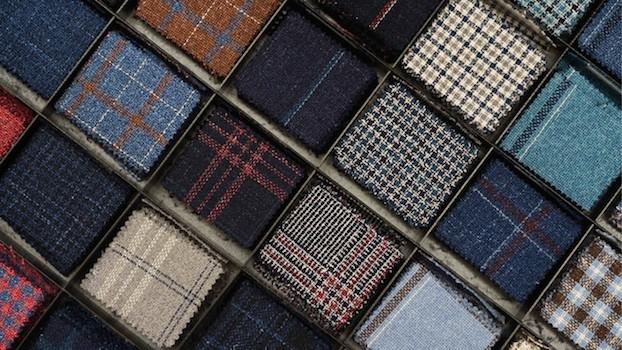 Некоторые ткани Vitale Barberis Canonico