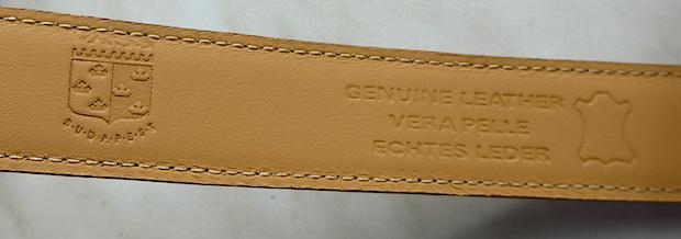 Vass-belt-lining