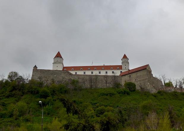 Братислава - замок