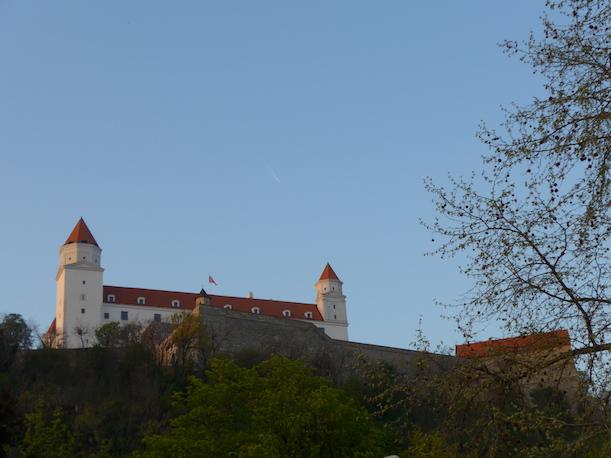Крепость в Братиславе