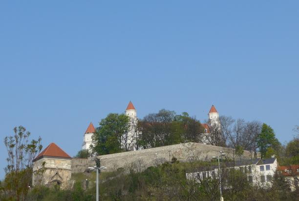 Фото Братиславскго замка