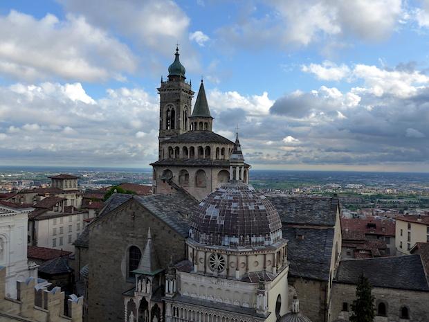 Санта Мария Маджоре в Бергамо