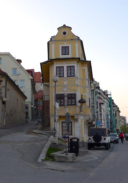 Дом у доброго пастыря в Братиславе