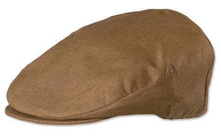 Льняная кепка от Hanna Hats
