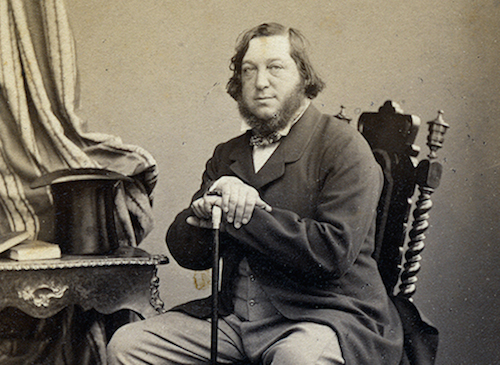 Барон Натаниэль Ротшильд