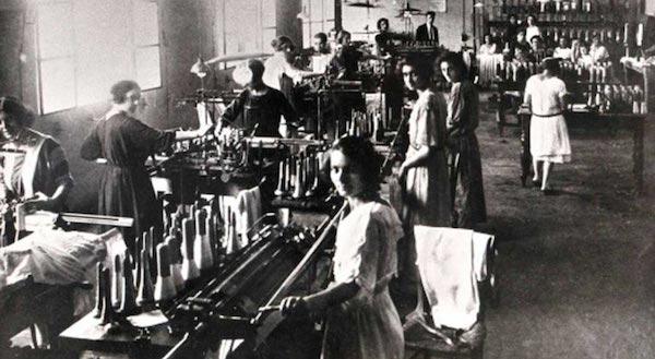 Old Sozzi factory