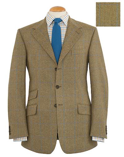 Твидовый пиджак Pakeman