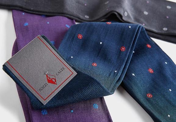Носки итальянского бренда Sozzi