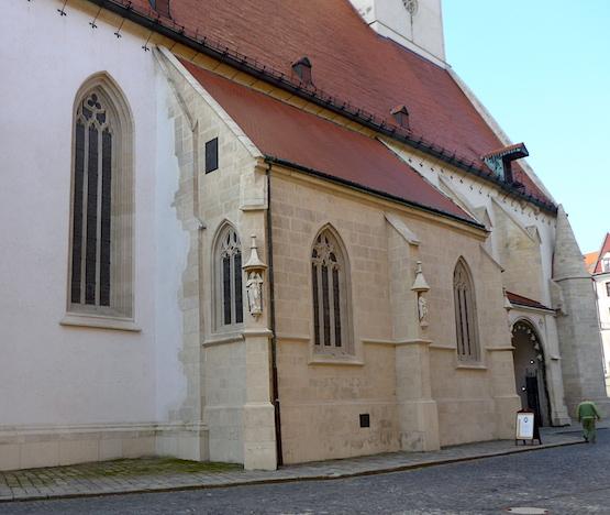 Часовня Святой Анны при соборе Святого Мартина