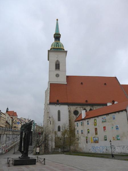 Собор Братислава