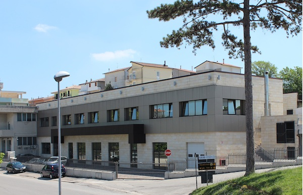 Штаб-квартира компании Franceschetti