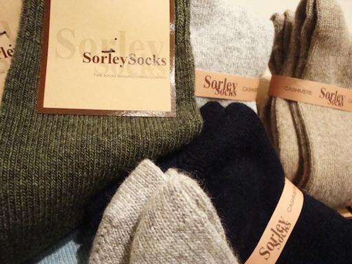 носки марки Sorley