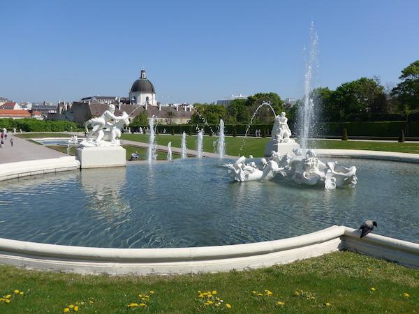 Belvedere-fontana