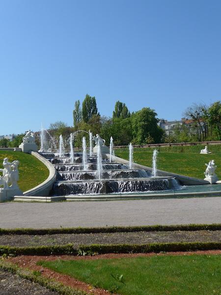 Belvedere-kaskad