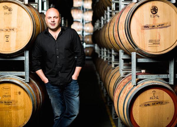 Ben Glatzer and barrels - Heartland