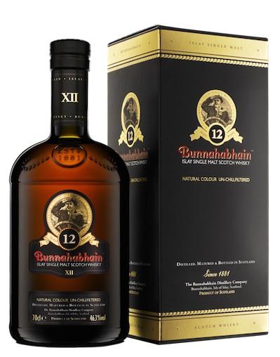Бутылка виски Bunnahabhain