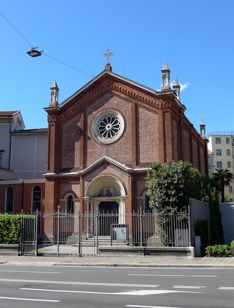 Chiesa Valdese - Bergamo