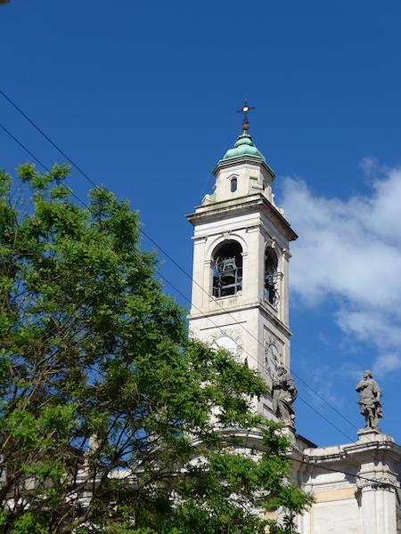 Церковь святого Марка в Бергамо