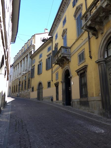 Бергамо - улица