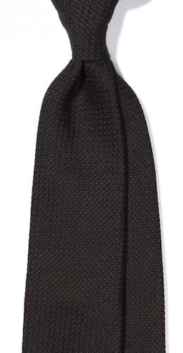 галстук для похорон
