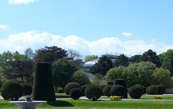 Сады Шенбрунна