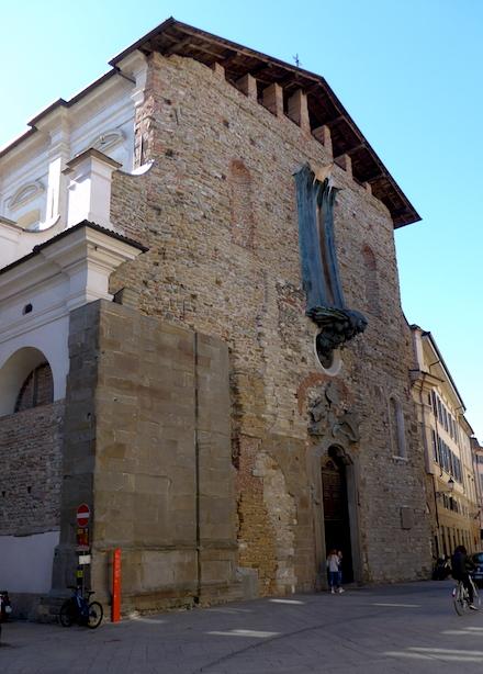 Бергамо - церковь Святого духа