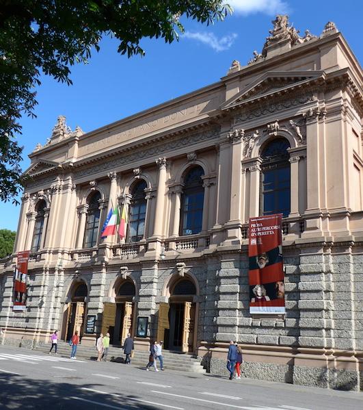 Театр Доницетти в Бергамо