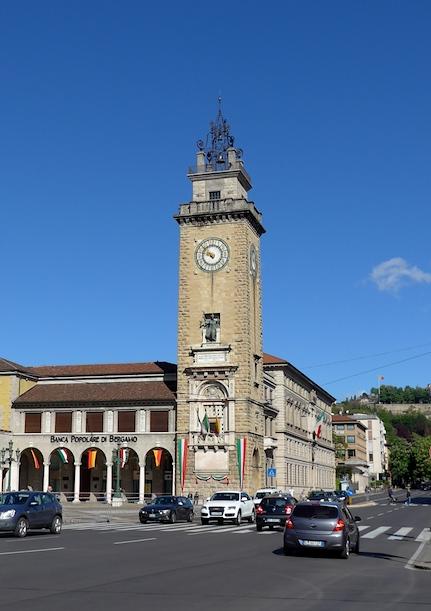 Башня павшим (Бергамо)