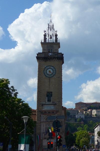 Torre dei Caduti - Bergamo