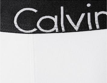 Логотип Calvin Klein на трусах