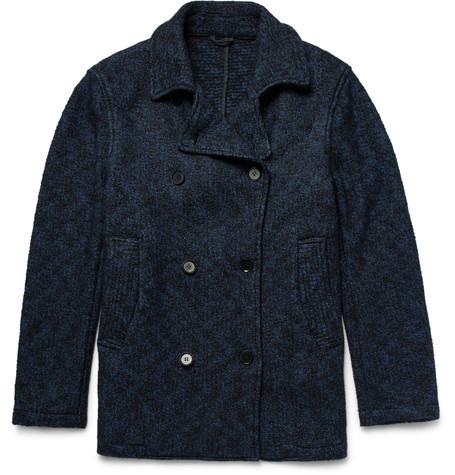 Пальто Eidos - ткань букле