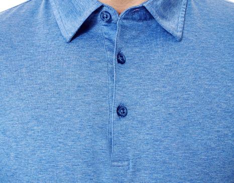 Hayas - рубашка-поло из мерсеризованного хлопка