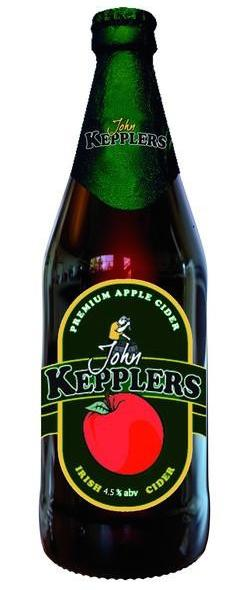 Kepplers - бутылка
