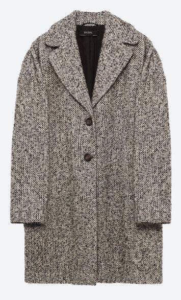 Ткань букле для пальто