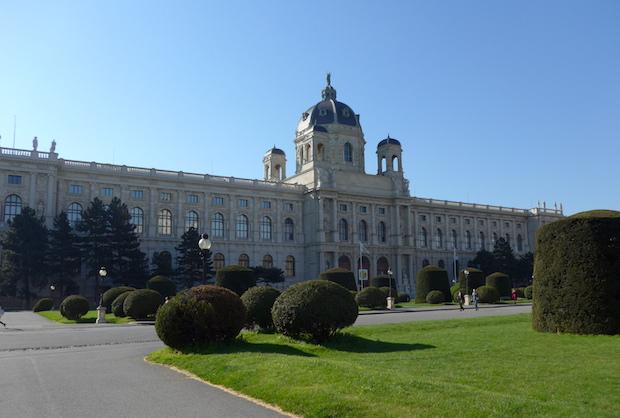 музей истории искусства в Вене