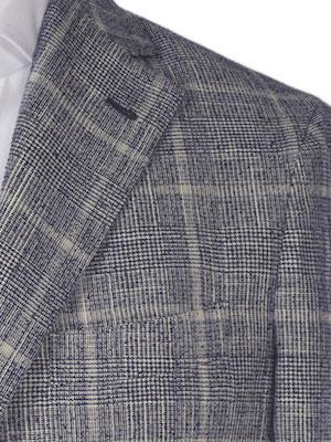 клетчатый пиджак из Неаполя